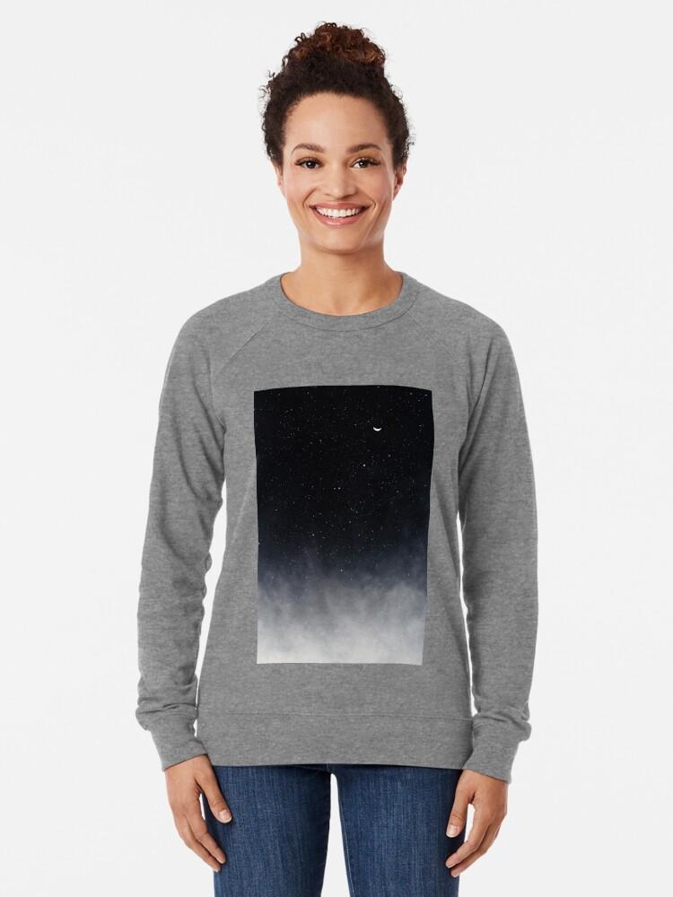 Alternate view of After we die Lightweight Sweatshirt