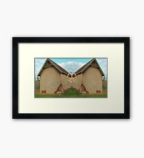 untitled. Framed Print