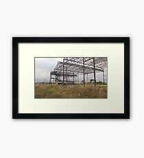 abandon  Framed Print