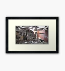 abandon.2 Framed Print