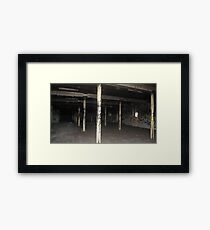 abandon.3 Framed Print