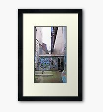 abandon.4 Framed Print