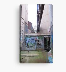 abandon.4 Canvas Print