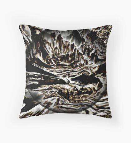 THE FORSAKEN PLANET Throw Pillow