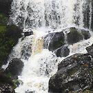 Skye Waterfall by SWEEPER