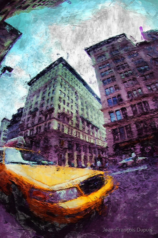 New York 2 by Jean-François Dupuis