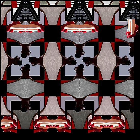 Dollhouse Levitation by Alan Wilson