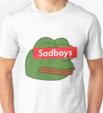 rare pepe sadboy Unisex T-Shirt