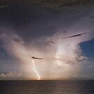 Atlantic storm by Larry  Grayam