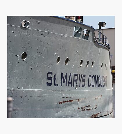 St. Mary's Conquest Photographic Print