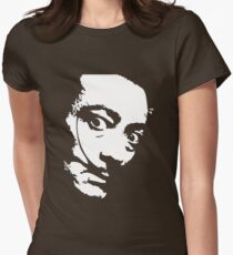 Salvador Dali Women's Fitted T-Shirt