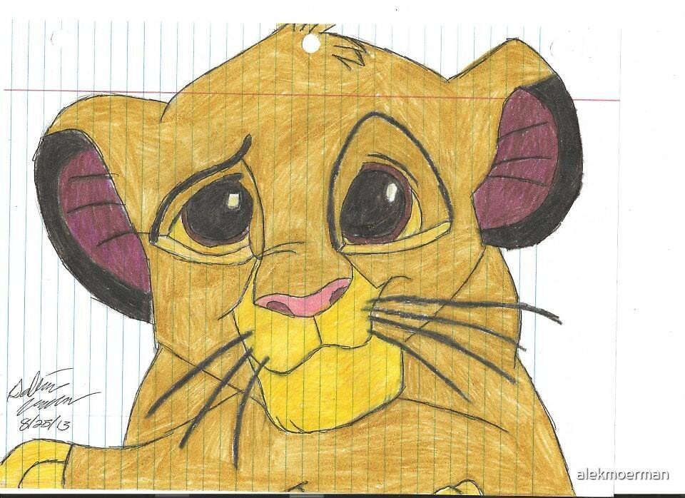 Simba by alekmoerman