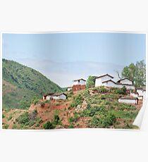 China village Poster