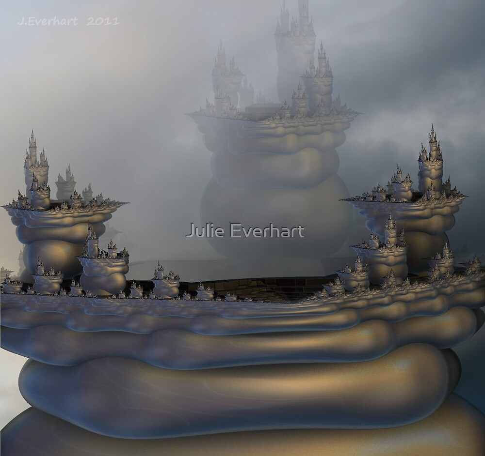 Castle in the Mist by Julie Everhart