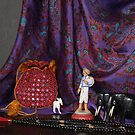 India - The Purse by Gilberte