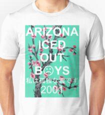 ☹ Arizona Iced Out 2001 ☹ (Non-transparent) T-Shirt