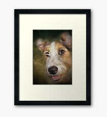 Zoe the Imp Framed Print