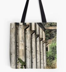 Shale Work Ruins 2 - Glen Davis NSW Australia Tote Bag