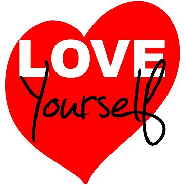 LOVE Yourself! by Aeggers