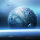 Deep Space by charmedy