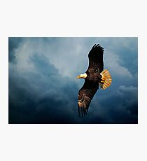 Determination Photographic Print