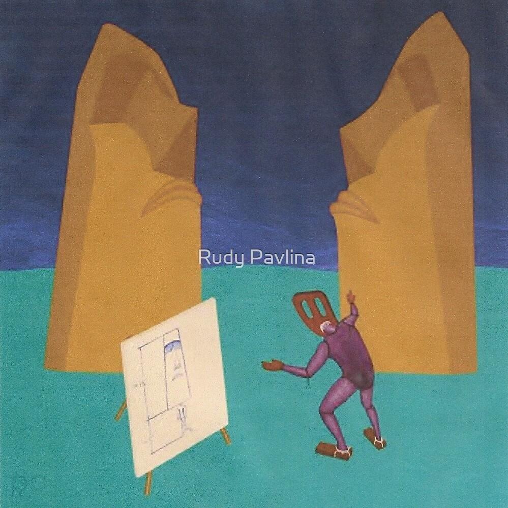 Teaching Autoanimation Theory to Moai by Rudy Pavlina