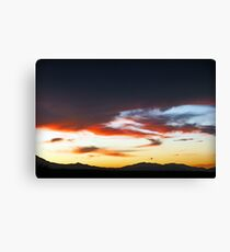 Storm Chaser Canvas Print