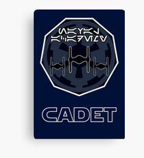 Imperial Naval Academy - Star Wars Veteran Series Canvas Print