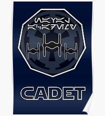 Imperial Naval Academy - Star Wars Veteran Series Poster