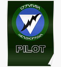 Green Squadron - Star Wars Veteran Series Poster