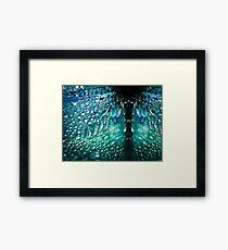 Born A Dragonfly Framed Print