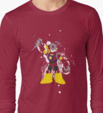 Metal Man Splattery T-Shirt T-Shirt