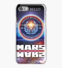 Mars Wars iPhone Case/Skin