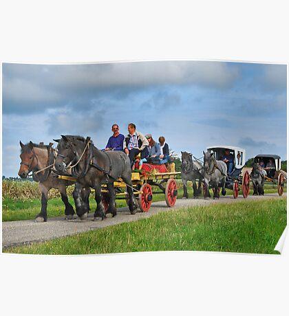 Farmlands Ride Poster