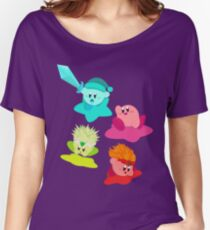 Kirby (Request) Women's Relaxed Fit T-Shirt