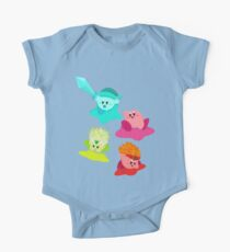 Kirby (Request) One Piece - Short Sleeve