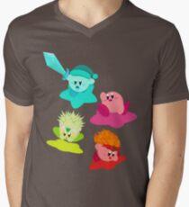 Kirby (Request) Men's V-Neck T-Shirt
