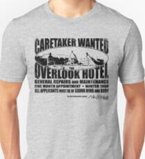 Caretaker Wanted Unisex T-Shirt