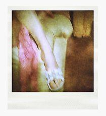 Mia polaroid Photographic Print