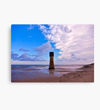 The Sentinal Canvas Print