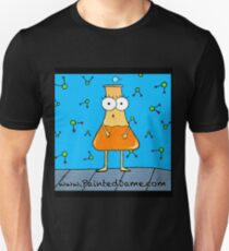Sophie the erlenmeyer flask Unisex T-Shirt
