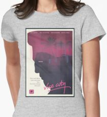 Vice City Womens Fitted T-Shirt