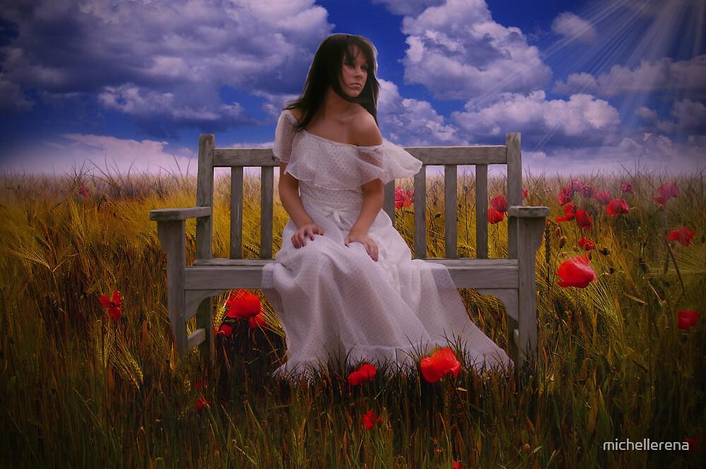 I will wait... by michellerena