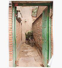 #17 Forgotten Alleyway Poster