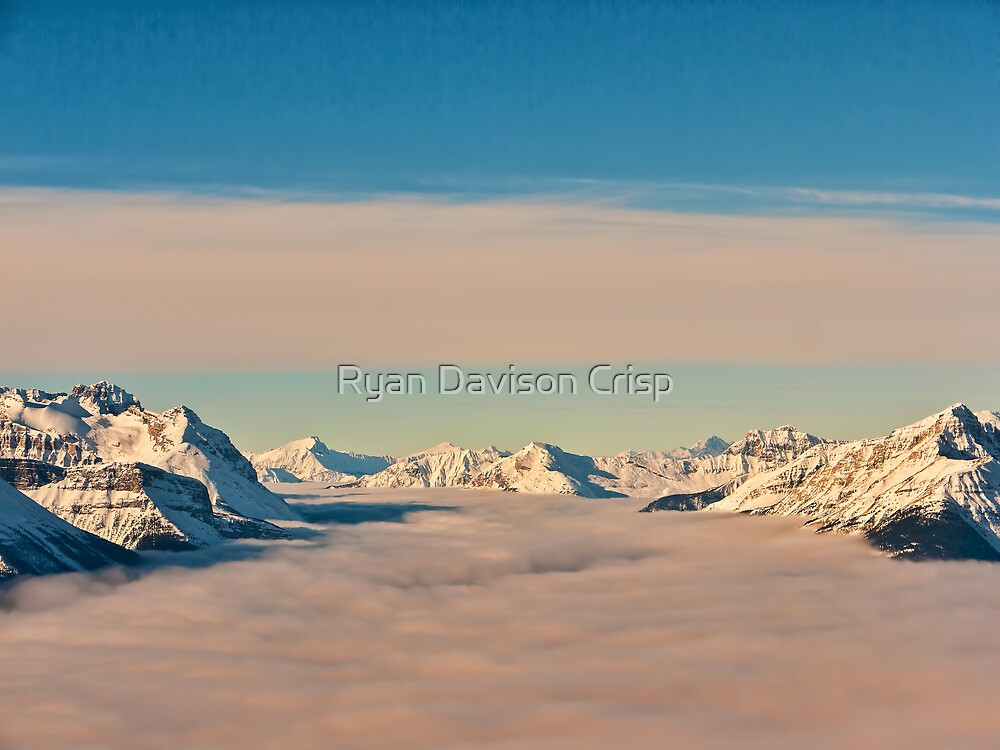 Sea of Cloud by Ryan Davison Crisp