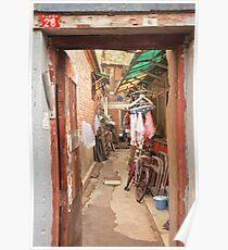 #28 Forgotten Street Poster