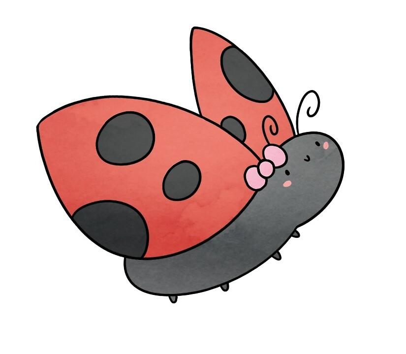 Pretty Pretty Ladybug by brynner
