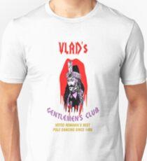 Vlad's Gentlemens Club T-Shirt