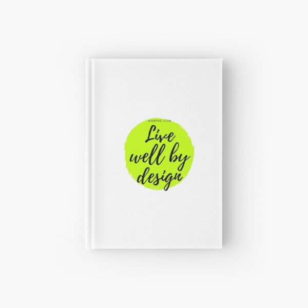 Collection - Live Well Hardcover Journal