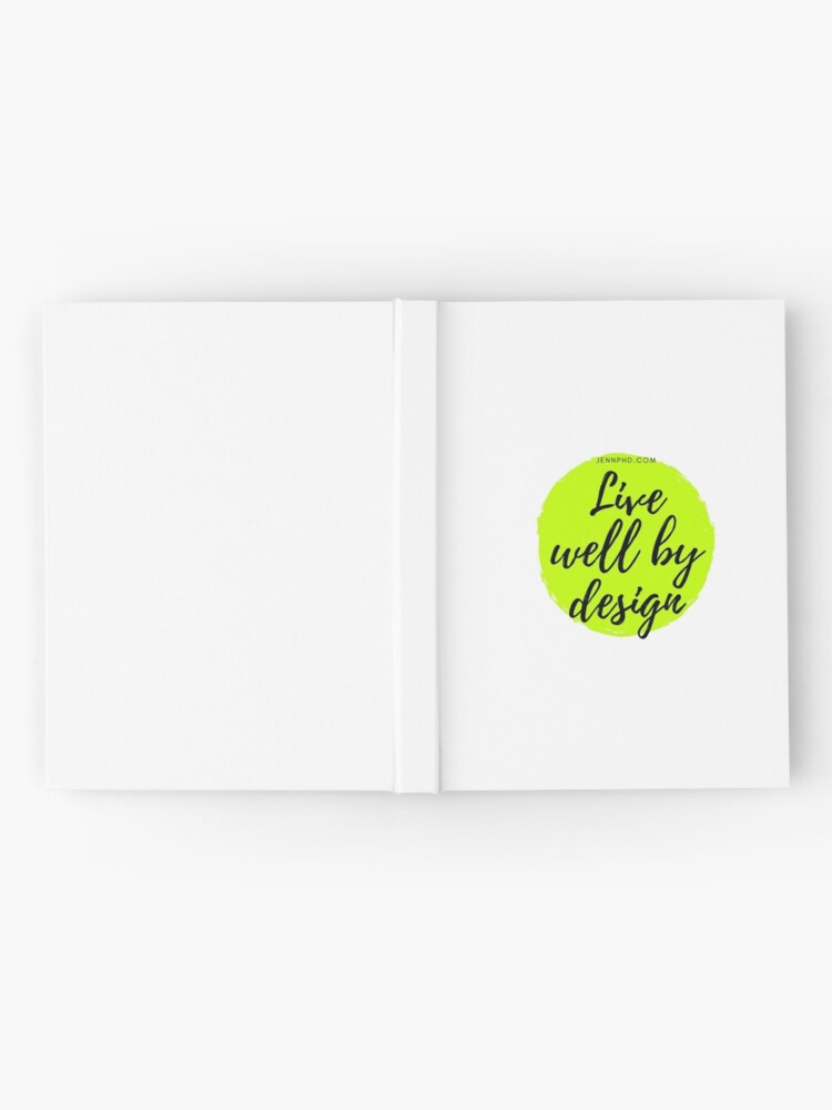 Alternate view of Collection - Live Well Hardcover Journal